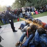 California Campus Police on Leave After Pepper-Spraying